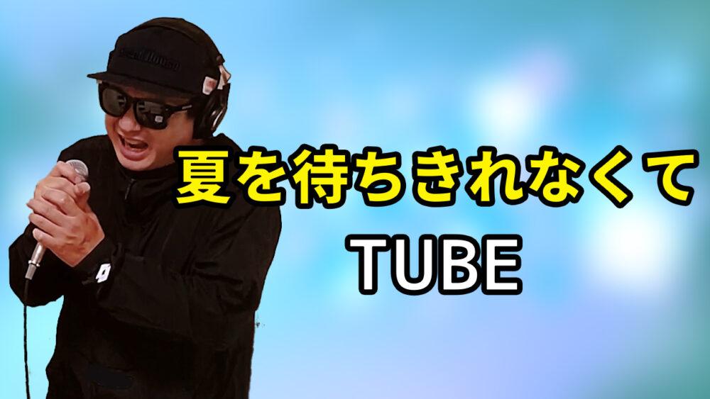 【TUBE 夏を待ちきれなくて】歌ってみた